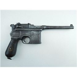 MAUSER , MODEL: C96 STANDARD BROOMHANDLE , CALIBER: 7.63MM MAUSER