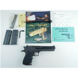 IMI , MODEL: DESERT EAGLE , CALIBER: 357MAG