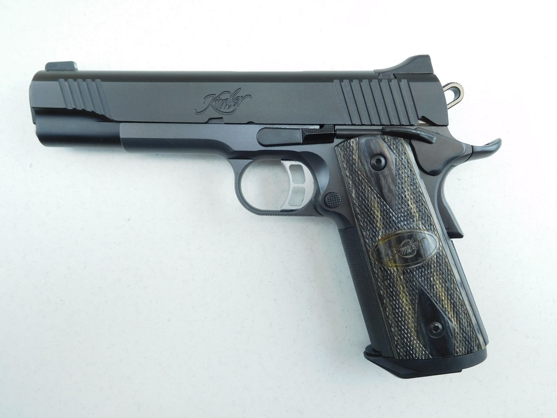 KIMBER , MODEL: 1911 TACTICAL CUSTOM HD II , CALIBER: 45 AUTO