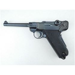 LUGER , MODEL: 1929 SWISS  , CALIBER: 30 CAL LUGER