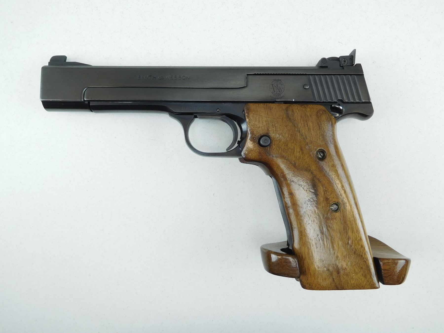 smith and wesson model 41 serial number range