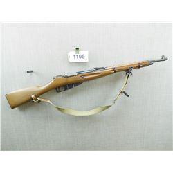 MOSIN NAGANT , MODEL: 1938 POLISH SHORT RIFLE  , CALIBER: 7.62 X 54R