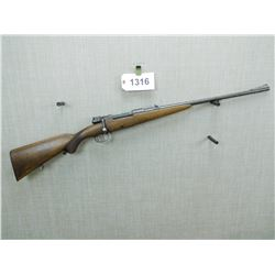 MAUSER , MODEL: M98 GERMAN SPORTER , CALIBER: 8 X 57