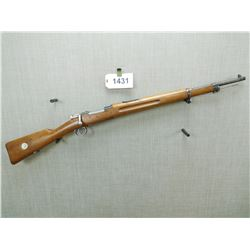 HUSQVARNA , MODEL: 1938 SHORT RIFLE  , CALIBER: 6.5 X 55 SWEDISH MAUSER
