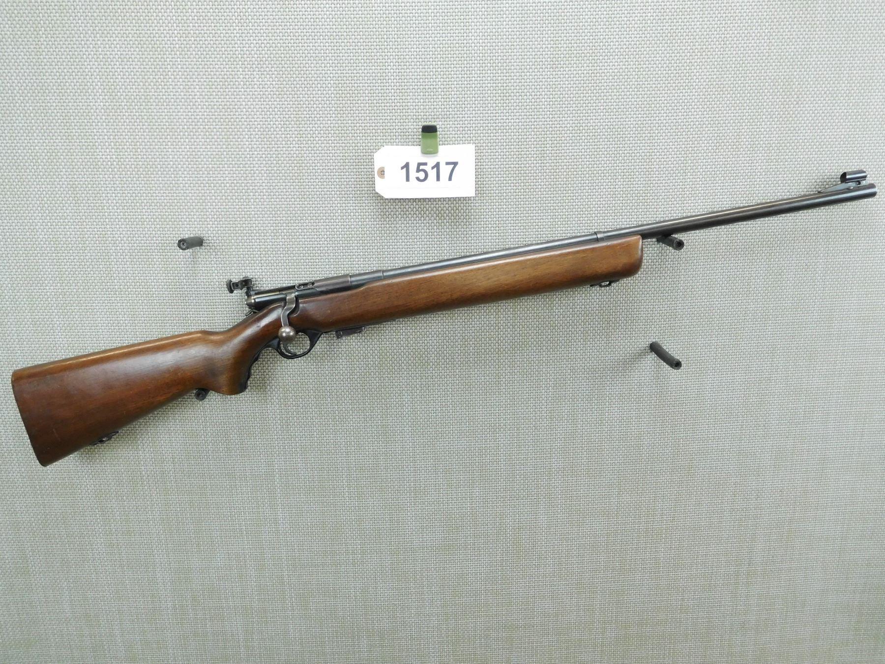 USED Safety. MOSSBERG Model 44 U.S