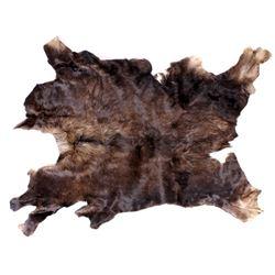 Tanned Alaskan Moose Hide