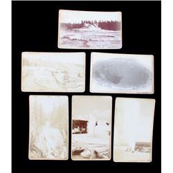 Haynes Yellowstone Park Boudoir Card Collection