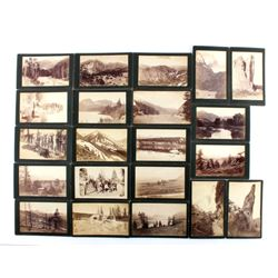 W.H. Jackson Cabinet Photograph Collection