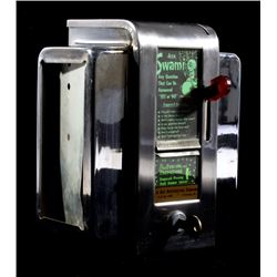 Ask Swami Fortune Teller Napkin Dispenser c1940's