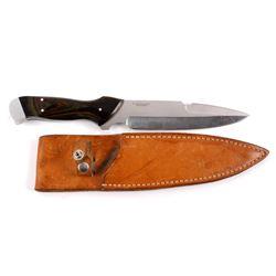 W. Barminski Spear Point Knife Loveland, CO