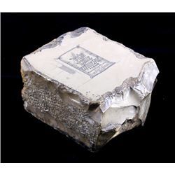 Montana Flour Mills Stone Print Block