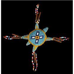 Lakota Sioux Turtle Umbilical Fetish Doll