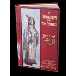 A Daughter of the Sioux 1st Ed.
