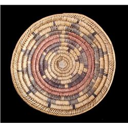 Navajo Coil Wedding Basket, Circa. 1930