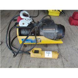 Electric Hoist, 220LB - Power First