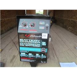 battery charger - Schumacher SF 4022