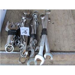 4 lots of Wrenches