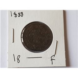 1888 Large Penny