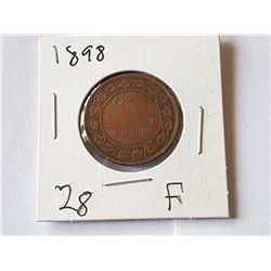 1898 Large Penny