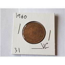 1900 Large Penny