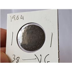 1904 Large Penny