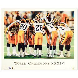 World Champion XXXIV (Rams) by Smith, Daniel M.