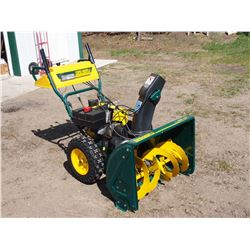 Yard MTD Snowblower 9HP 27""