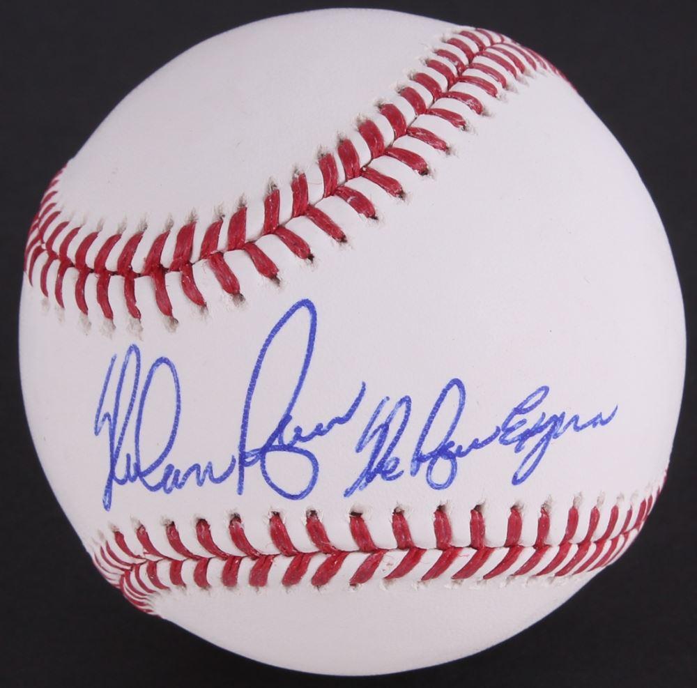 7947286b9ac Image 1 : Nolan Ryan Signed OML Baseball Inscribed