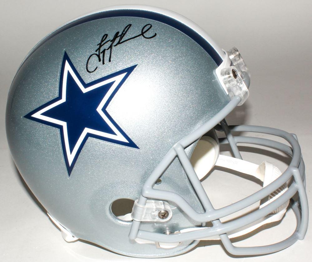 60f16bf7a60 Image 1   Troy Aikman Signed Cowboys Full-Size Helmet (Radtke Aikman  Hologram)
