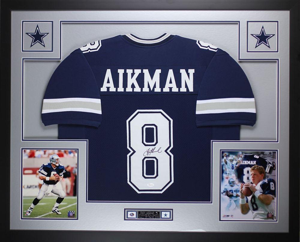 b992d9fc3e0 Image 1 : Troy Aikman Signed Cowboys 35