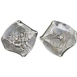 Mexico City, Mexico, cob 8 reales, 1712J, ex-Ullian.