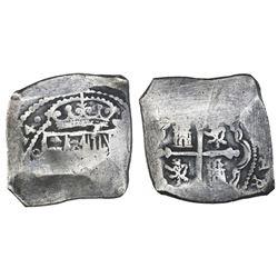 Mexico City, Mexico, cob 8 reales, (17)14(J).