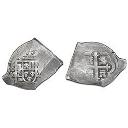 Mexico City, Mexico, cob 4 reales, Philip V, assayer J, ex-Ullian.