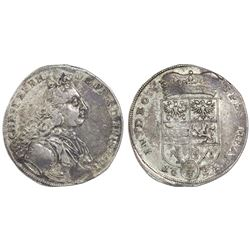 Ostfriesland (German States), 2/3 taler, 1694, Christian Eberhard, PCGS VF35, finest and only exampl