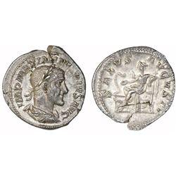Roman Empire, AR denarius, Maximinus I, 235-238 AD.