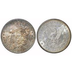 USA (Philadelphia mint), $1 Morgan, 1903, NGC MS 64.