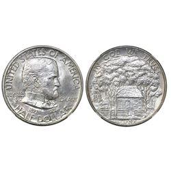 USA (Philadelphia mint), half dollar, 1922, Grant, no star, NGC MS 64.