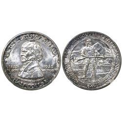 USA (Philadelphia mint), half dollar, 1925, Fort Vancouver, NGC MS 63.