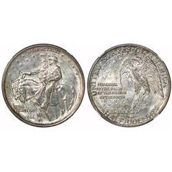 USA (Philadelphia mint), half dollar, 1925, Stone Mountain, NGC MS 64.
