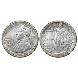 USA (Philadelphia mint), half dollar, 1928, Hawaii, NGC MS 63.