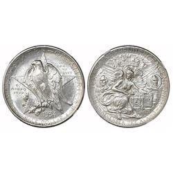 USA (Philadelphia mint), half dollar, 1934, Texas, NGC MS 66.
