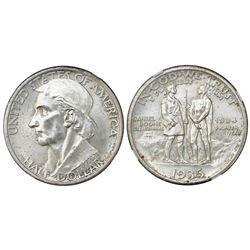 USA (Philadelphia mint), half dollar, 1935/34, Boone, NGC MS 64.