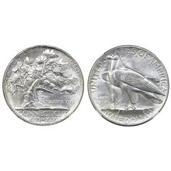 USA (Philadelphia mint), half dollar, 1935, Connecticut, NGC MS 64.