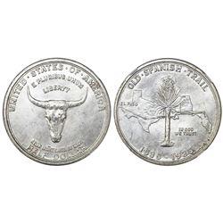 USA (Philadelphia mint), half dollar, 1935, Spanish Trail, NGC MS 65.