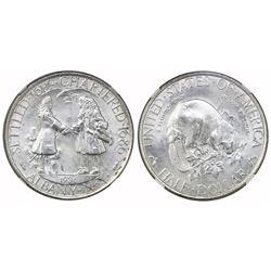 USA (Philadelphia mint), half dollar, 1936, Albany, NGC MS 64.