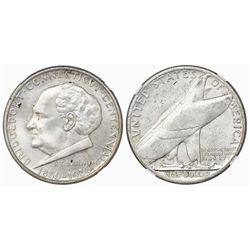 USA (Philadelphia mint), half dollar, 1936, Bridgeport, NGC MS 63.