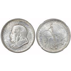 USA (Philadelphia mint), half dollar, 1936, Cleveland-Great Lakes, NGC MS 65.