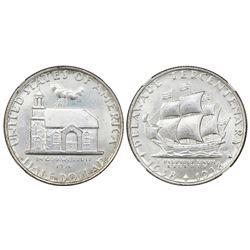 USA (Philadelphia mint), half dollar, 1936, Delaware, NGC MS 64.