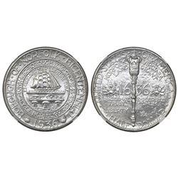 USA (Philadelphia mint), half dollar, 1936, Norfolk, NGC MS 66.
