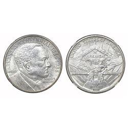 USA (Philadelphia mint), half dollar, 1936, Robinson-Arkansas, NGC MS 63.